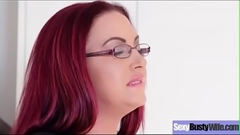 (Emma Buttocks) Beautiful Busty Companion Completely love Extreme Action Sex movie-12